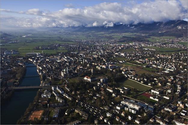 Luftbild-Solothurn